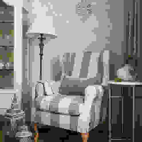 Salas de estar clássicas por Tatiana Ivanova Design Clássico