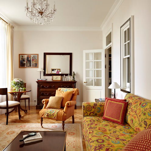 Salas de estar clássicas por D'Seesion Clássico