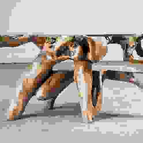 Roots / COCAINE TABLE:  в . Автор – WOODSTONEBALI, Рустикальный
