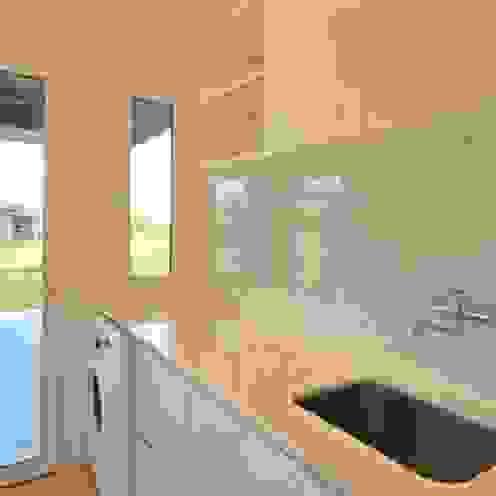 lavadero Parrado Arquitectura Cocinas de estilo clásico