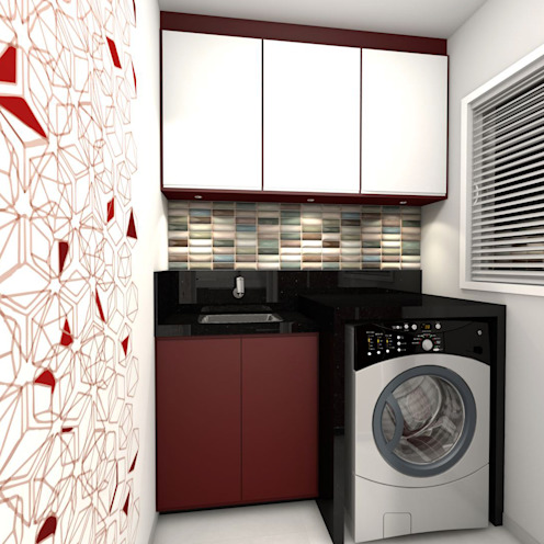 Cocinas de estilo  por Gustavo Bodini | Designer de Interiores