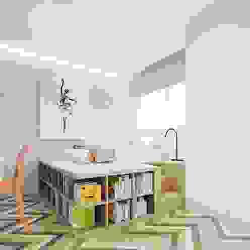 Phòng ngủ theo fpr Studio,