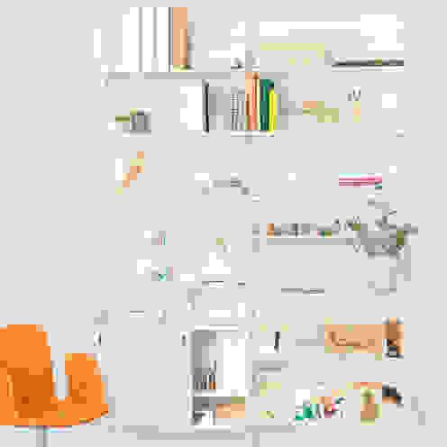 Elfa Deutschland GmbH Study/officeStorage Metal White