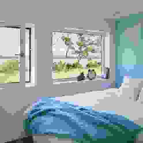 Phòng ngủ theo ZeroEnergy Design,