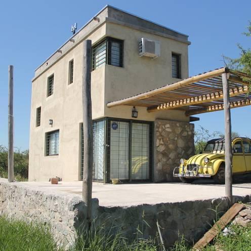Casas de estilo  por MULA.Arquitectos