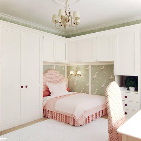 Kinderkamer door Студия дизайна Марии Губиной