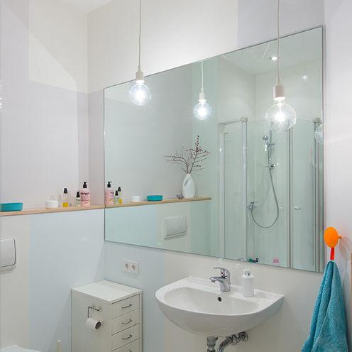 Berlin Interior Design Baños de estilo escandinavo