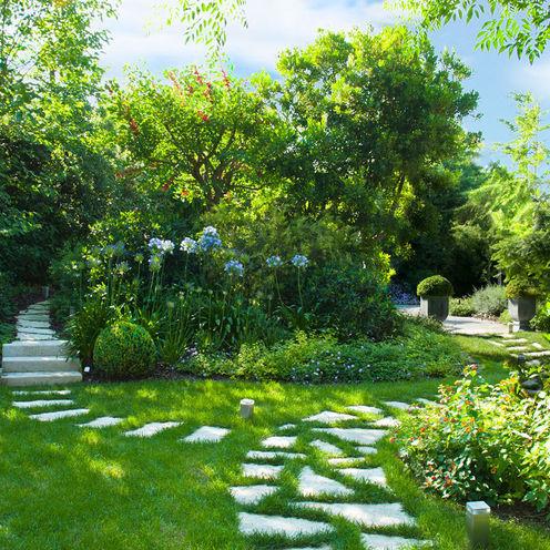 Privacy ritrovata nel giardino di città Pellegrini Giardini