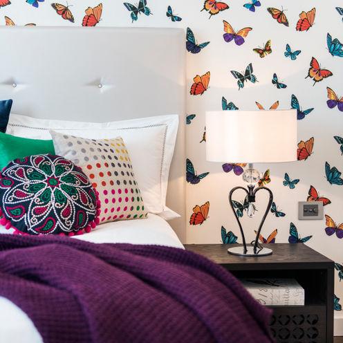 Menora Residence Moda Interiors Quartos modernos