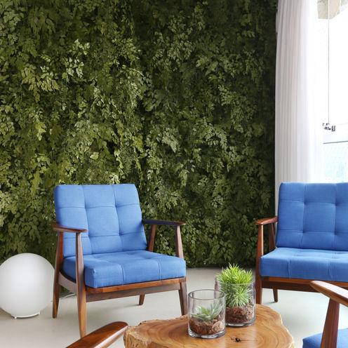 Apartamento M|R Now Arquitetura e Interiores Varandas, alpendres e terraços modernos