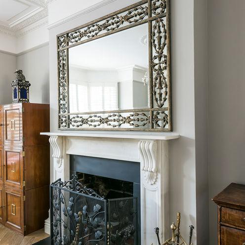 Full renovation on Trinity Road, London Grand Design London Ltd Modern living room