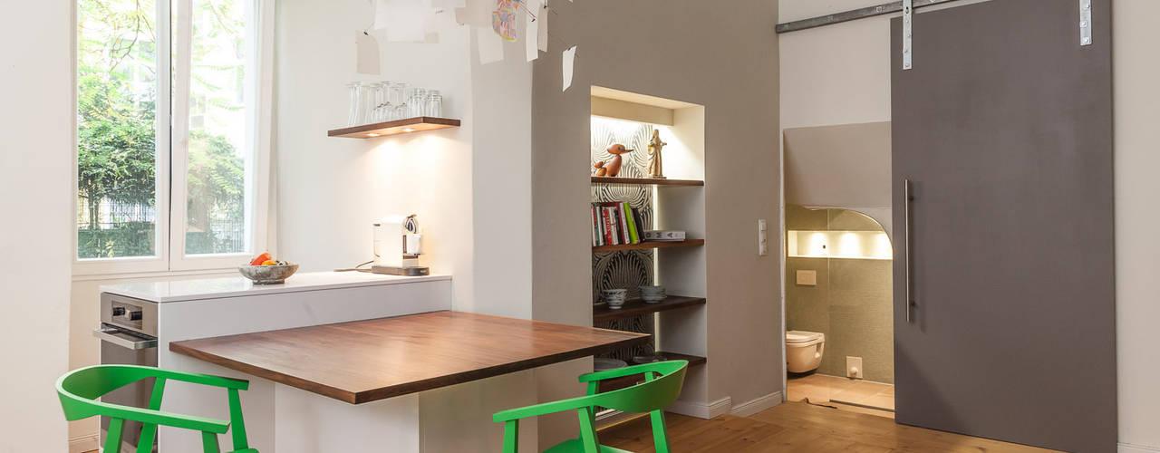 Dapur Modern Oleh Design Modern