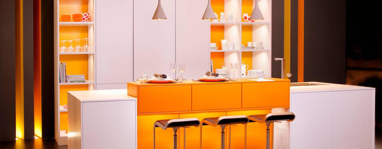 مطبخ تنفيذ LEICHT Küchen AG, حداثي