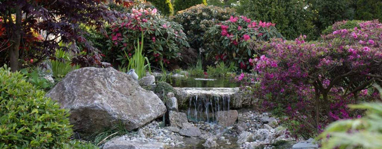 Moderne tuinen van Kirchner Garten & Teich GmbH Modern
