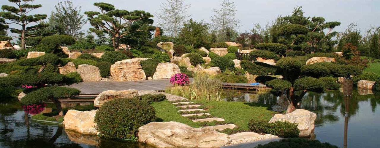 Tuin door Kirchner Garten + Teich GmbH
