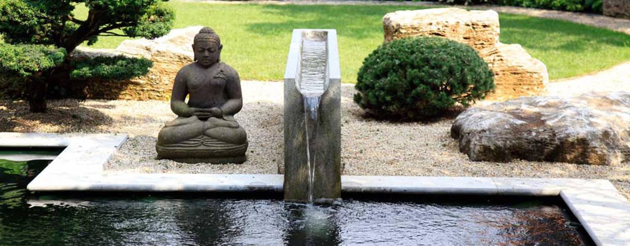 Kompletter Garten in München Asiatischer Garten von Kirchner Garten & Teich GmbH Asiatisch
