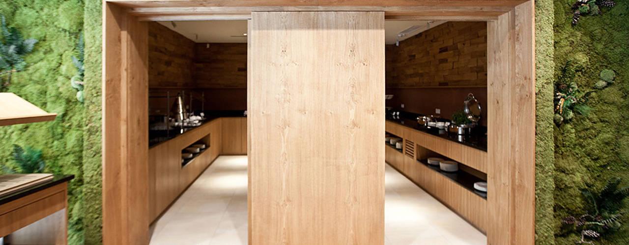 Dining room by Freund  GmbH