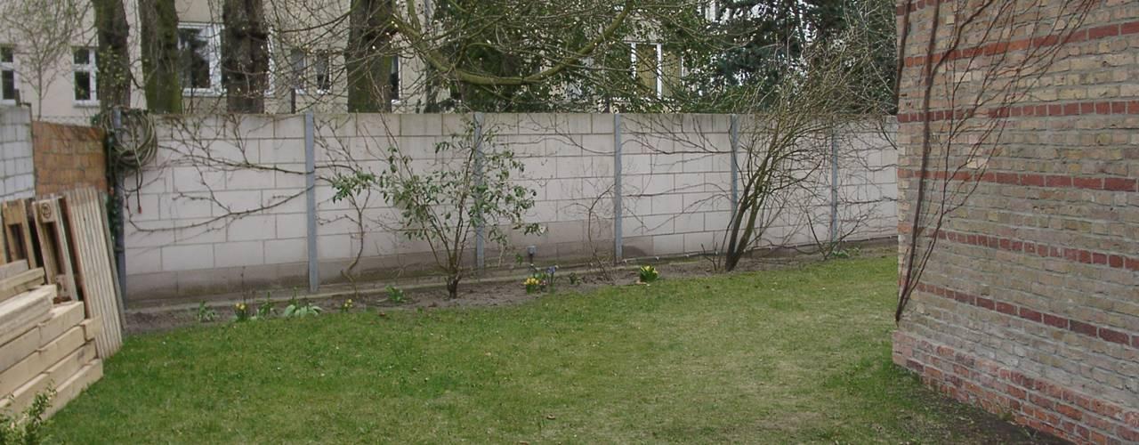 Modern garden by neuegaerten-gartenkunst Modern
