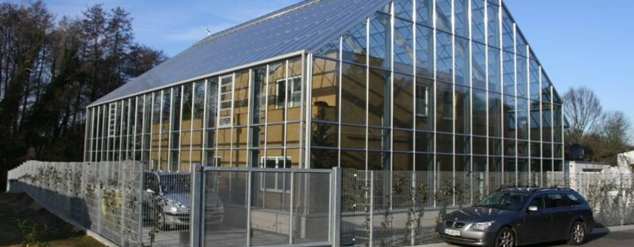 Casas de estilo  por Klaus Schmitz-Becker Architekt