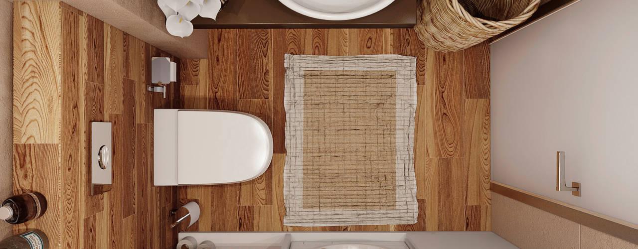 Bathroom by Angelina Alekseeva
