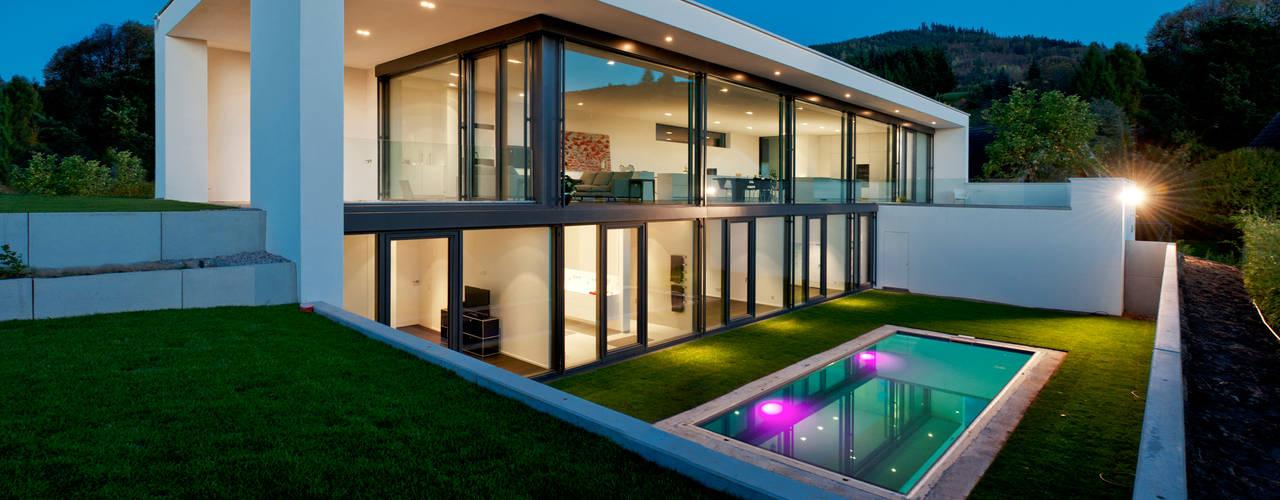Passivhaus:  Häuser von Thomas Bechtold