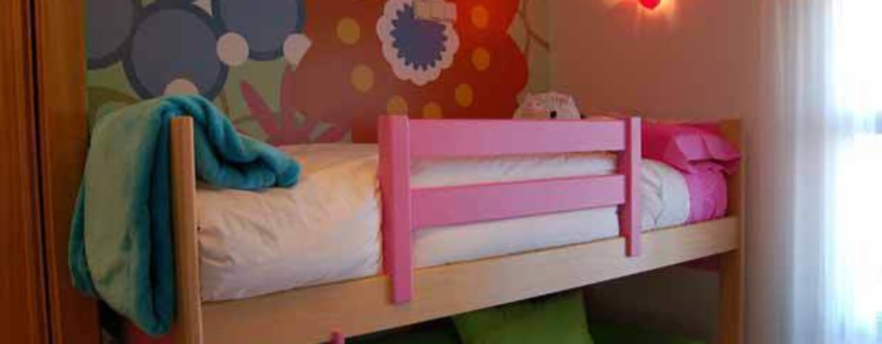 Dormitorios infantiles  de estilo  por Arquitectura de Interior