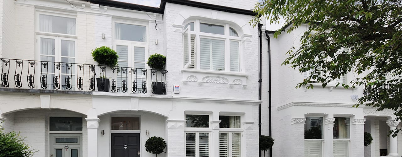 Fulham 2:  Houses by MDSX Contractors Ltd