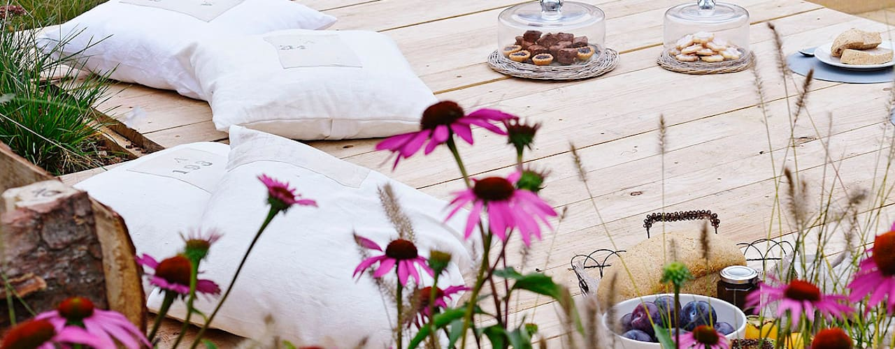 من Barbara Negretti - Garden design -