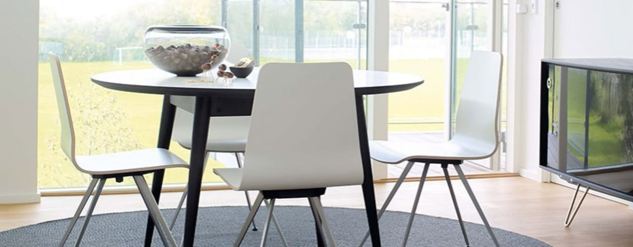 Dining Tables de Wharfside Furniture Moderno