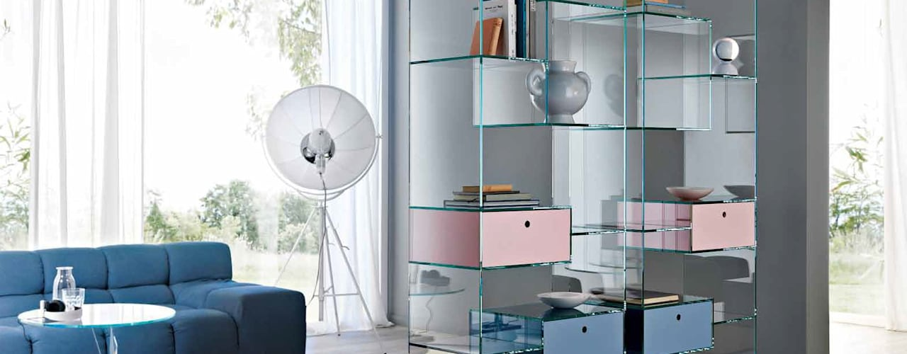 Muebles Flores Torreblanca: modern tarz , Modern