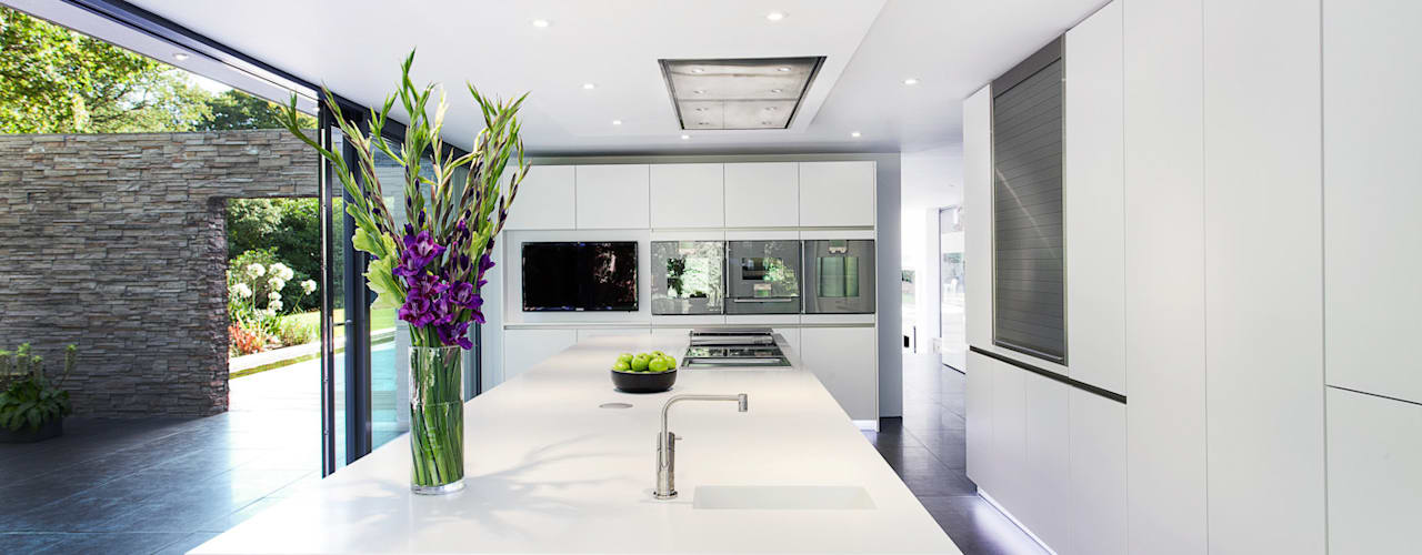 AR Design Studio- Abbots Way AR Design Studio Cucina moderna
