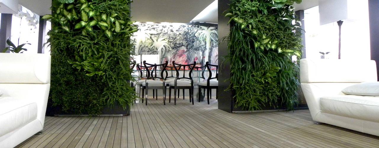 Jardines modernos: Ideas, imágenes y decoración de Architettura & Servizi Moderno