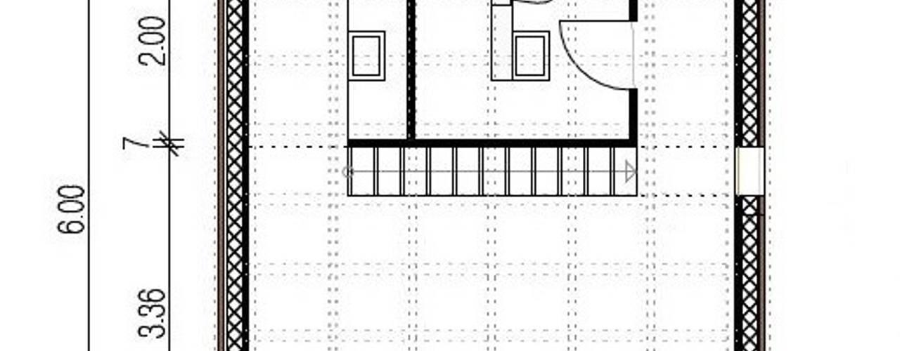 de estilo  por THULE Blockhaus GmbH - Ihr Fertigbausatz für ein Holzhaus