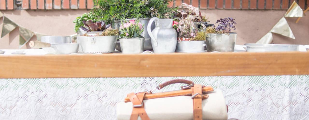 Decoración al aire libre: Jardín de estilo  de www.rocio-olmo.com