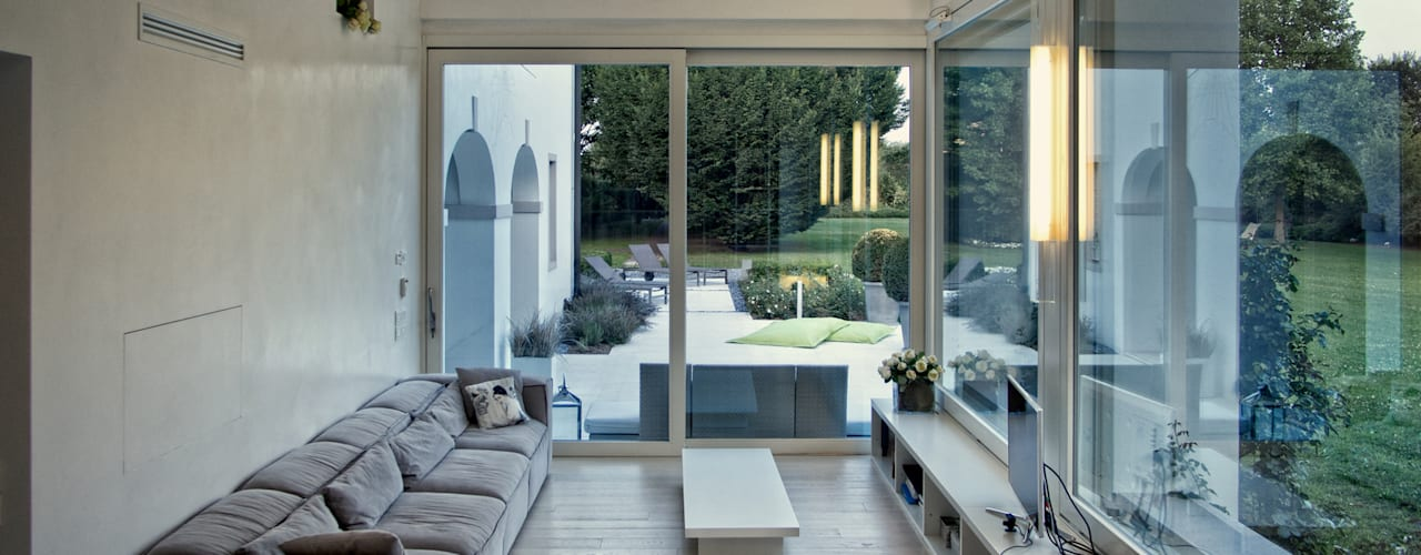 Modern Terrace by IMAGO DESIGN Modern