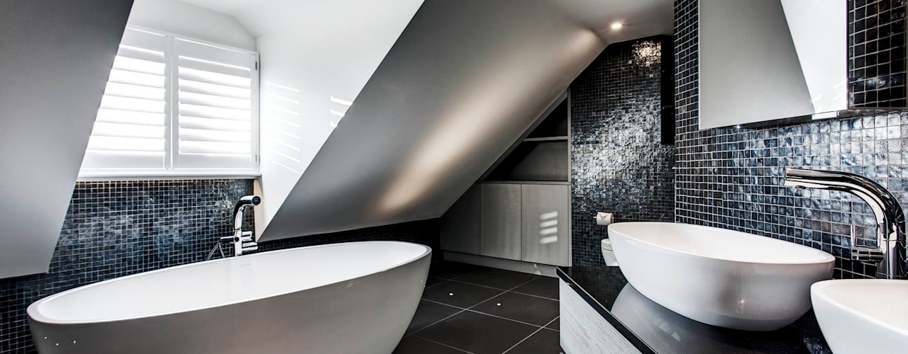 Bathroom by Studio Hooton