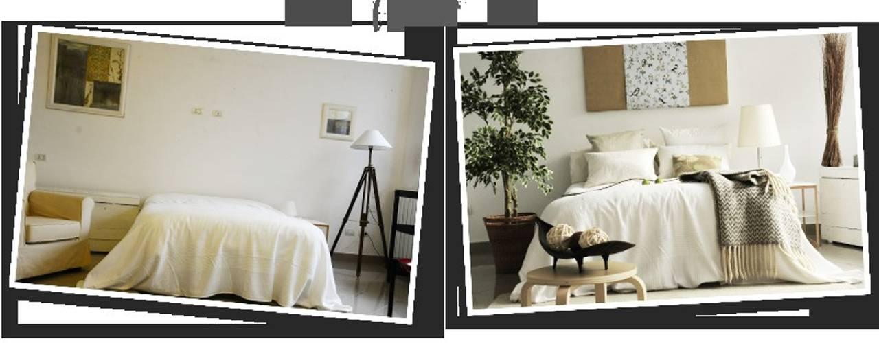 Slaapkamer door Karisma Home Staging, Klassiek