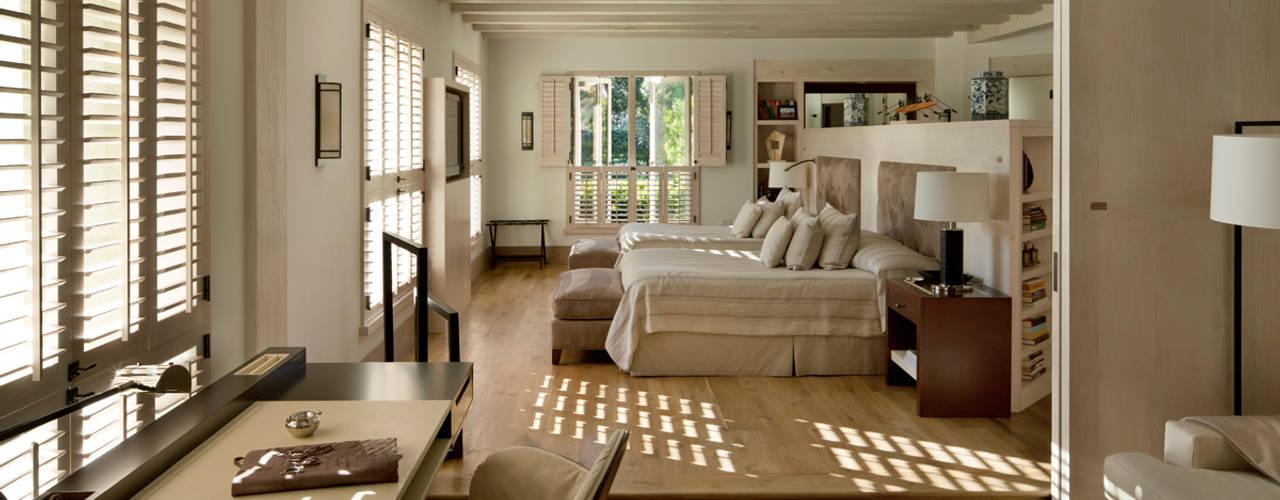 Artigas Arquitectos:  tarz Yatak Odası,