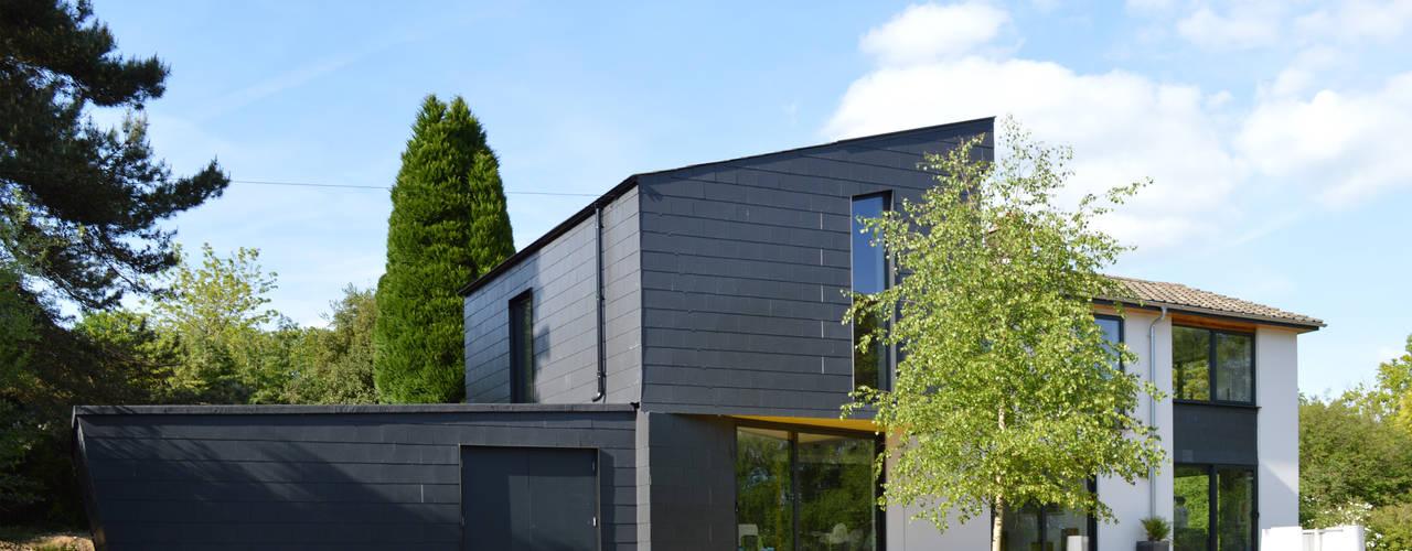 Huizen door ArchitectureLIVE