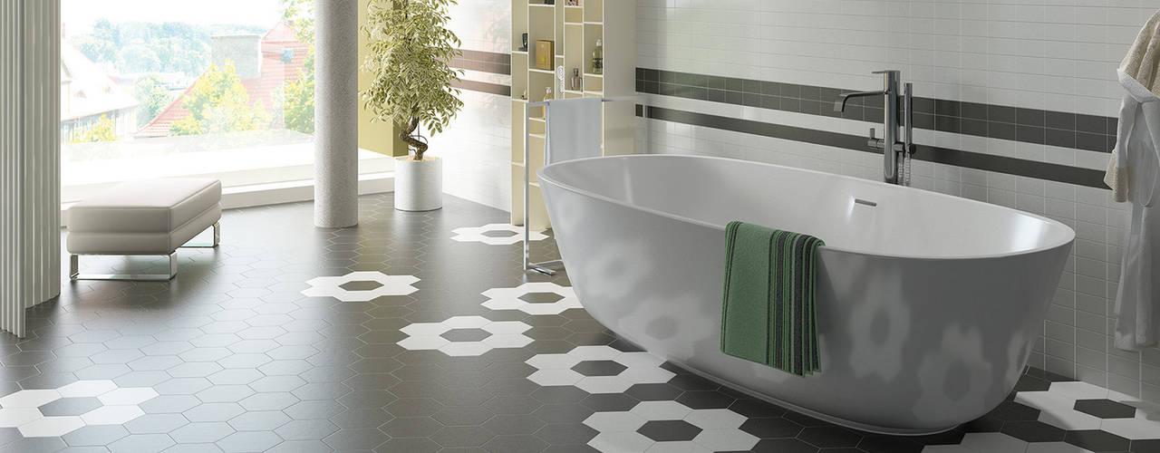 Ванная комната в стиле модерн от Equipe Ceramicas Модерн