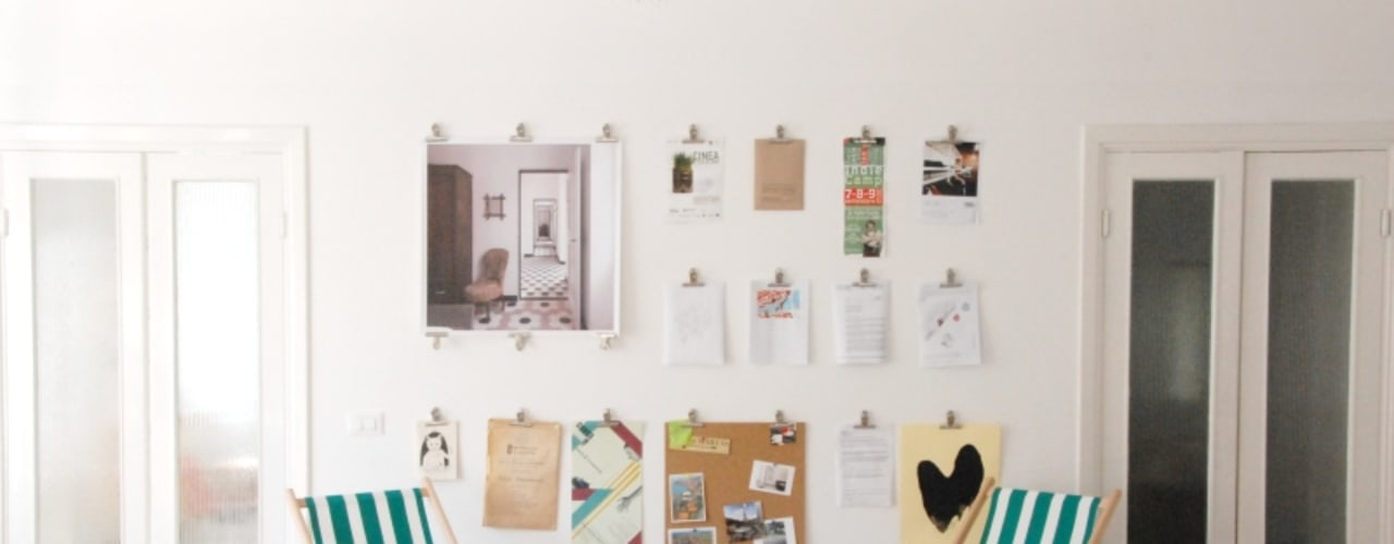 Bureau de style  par Grooppo.org, Moderne