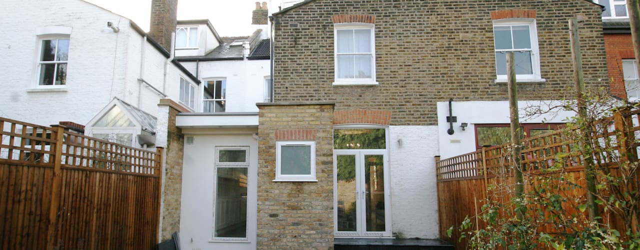 North London Kitchen Extension Classic style kitchen by Model Projects Ltd Classic