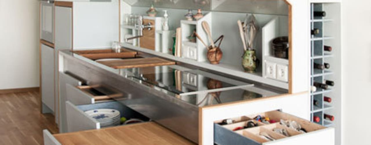 مطبخ من studio andree weissert