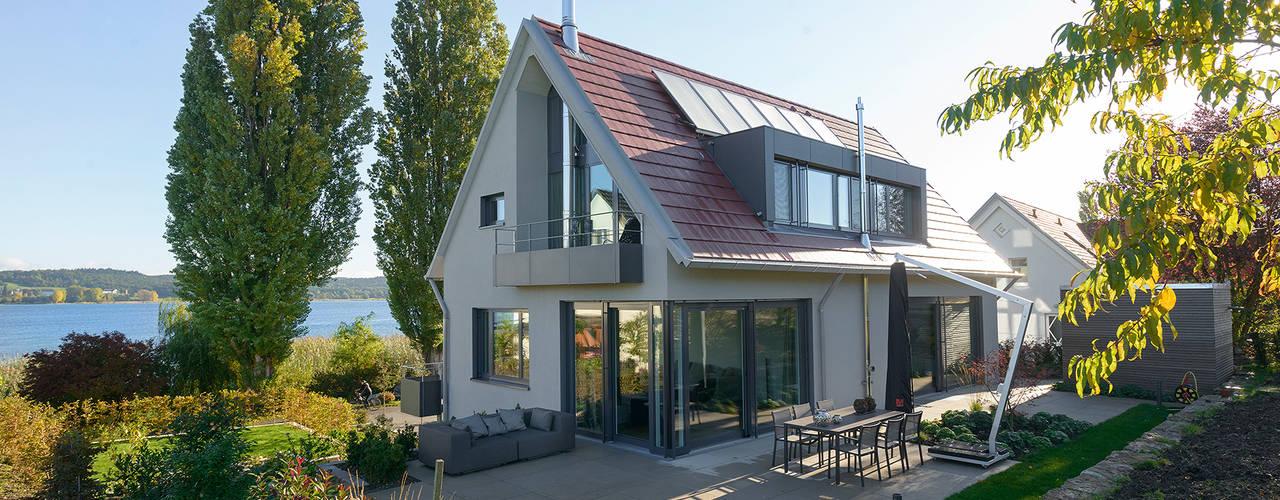 Seestraße, Reichenau Moderne Häuser von Spaett Architekten GmbH Modern