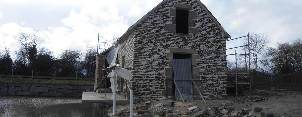 Christèle BRIER Architechniques Eclectische huizen