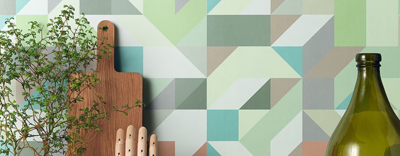 Mr perswall - Temperature Wallpaper Collection:   by Form Us With Love