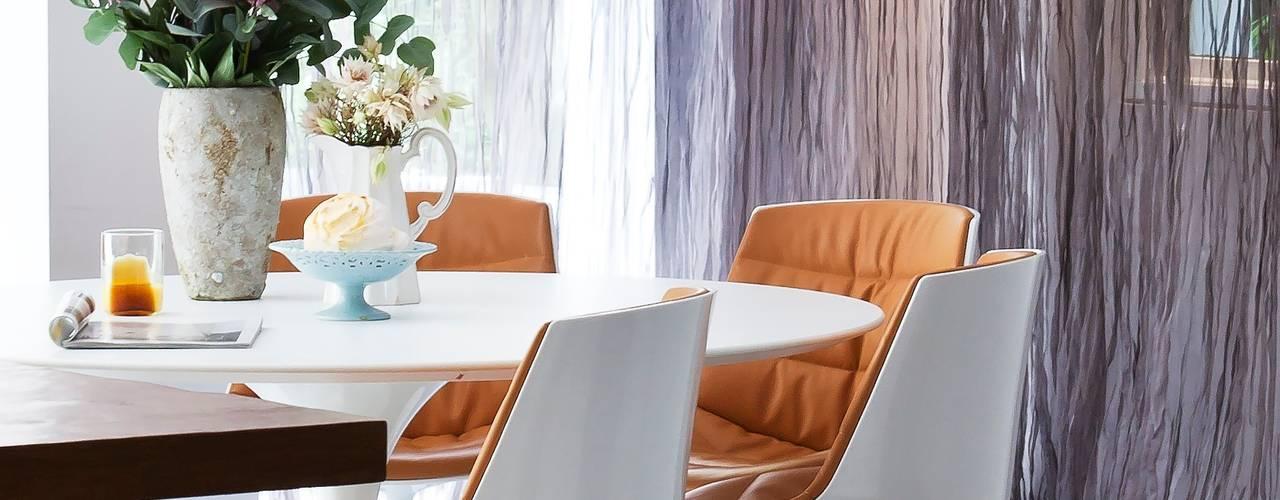 غرفة السفرة تنفيذ Matteo Bianchi Studio