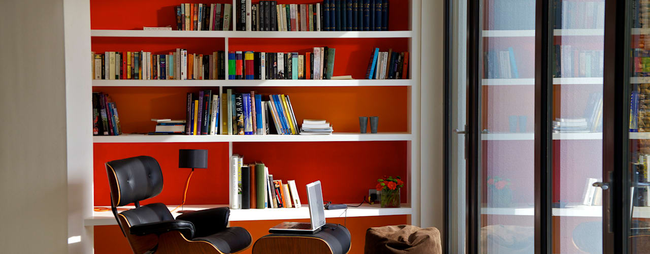 Study/office by Seymour-Smith Architects