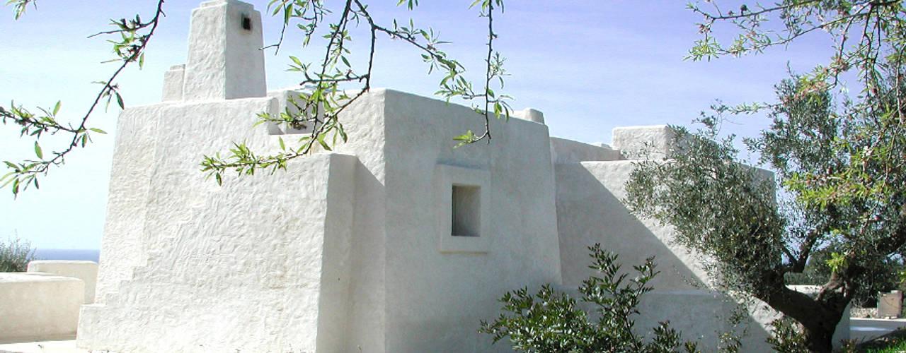Casas mediterrâneas por 0-co2 architettura sostenibile Mediterrâneo