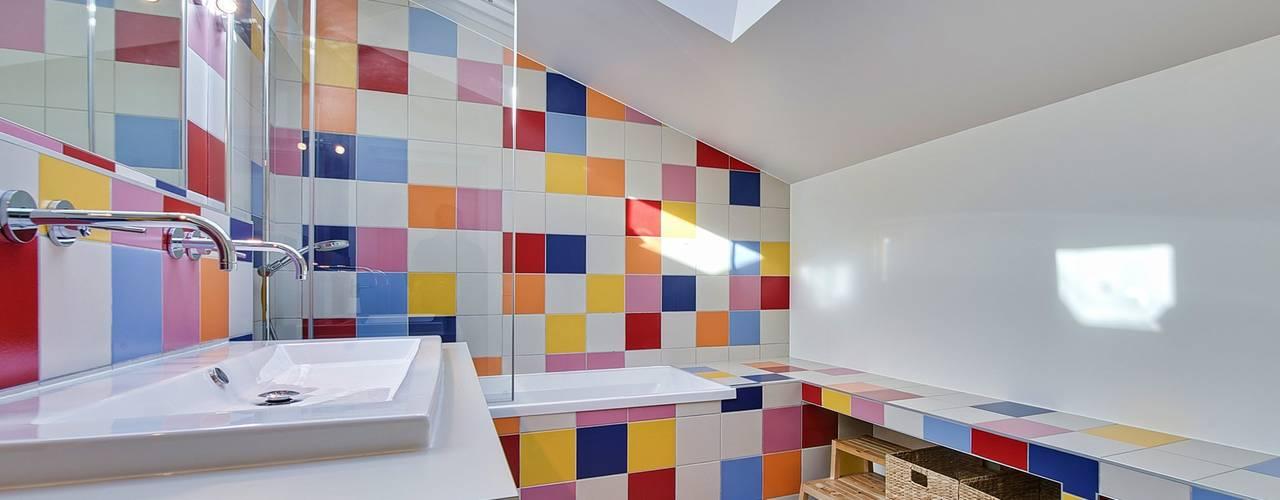 Projekty,  Domy zaprojektowane przez Atelier Rémy Giffon